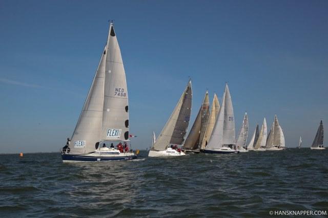 Start ORC-3 Y-toren Race 2013